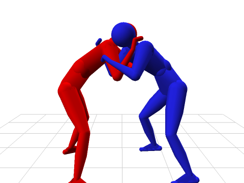 position overhook and collar vs underhook and tricep